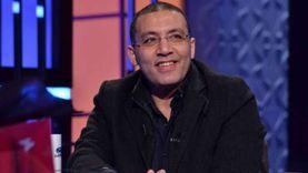 """خالد صلاح عن """"الجزيرة"""": """"لو مفيش مظاهرات هتصنعها علشان هدفها الخراب"""""""