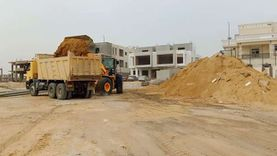 حملات لإزالة إشغالات القاهرة الجديدة: «غرف مخالفة وبدروم اتقلب مخزن»
