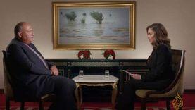 وزير الخارجية: علاقتنا مع تركيا استكشافية ولم تصل للتقارب حتى الآن