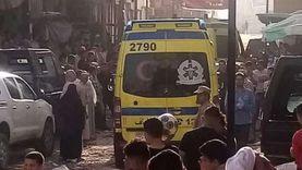 ضحية مذبحة الفيوم.. أرضعت ابن ضرتها مع طفلها فقتلها زوجها هي وأبنائه