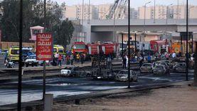 قانوني يوضح سيناريوهات التحقيق في حادث حريق طريق مصر إسماعيلية