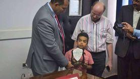 رئيس جامعة أسوان يوجه بزيادة براءات الاختراع