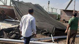 محافظ الدقهلية: إحالة أي بناء مخالف مستجد إلى النيابة العسكرية