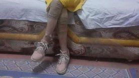 القصة الكاملة لقتل «ندى» في سوهاج: جارها طعنها واشترى بذهبها مخدرات