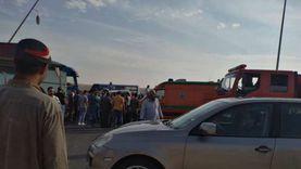 أخبار البحيرة اليوم.. مصرع وإصابة 10 أشخاص في حوادث طرق بالمحافظة