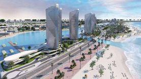 10 معلومات عن مدينة العلمين الجديدة أبرزها: أبراج دبي والممشى السياحي