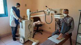 صحة الدقهلية: الكشف على 770 مريضا في قافلة طبية بقرية «31 بصار»