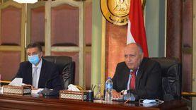 شكري يَحُث شباب الدبلوماسيين على بذل قصارى جهدهم في سبيل تحقيق رؤية الدولة المصرية وأهدافها
