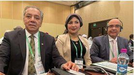 شريف الجبلي نائبًا لرئيس اللجنة التنفيذية لاتحاد البرلمانات الإفريقية