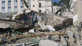 عاجل.. «العربية»: غارات إسرائيلية تستهدف محيط مجمع أنصار الحكومي بغزة