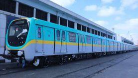 وصول الدفعة الثانية من صفقة تصنيع وتوريد 32 قطار مكيفا جديداً للعمل بالخط الثالث للمترو