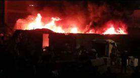 عاجل.. مصدر أمني يكشف سبب سماع صوت انفجار بمدينة السلام