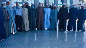 أمين عام مجمع البحوث الإسلامية يطلق فعاليات أول قافلة دعوية بالغردقة