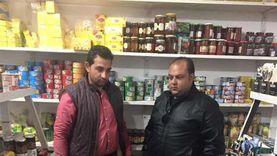 غلق منشآت وإعدام أغذية فاسدة في حملة صحية بمدينة دهب