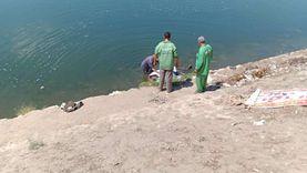 «حاولا الهرب من حرارة الجو».. غرق طفلين في النيل بالمنيا