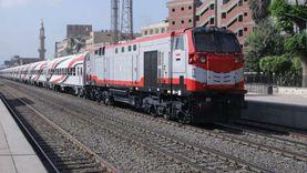 السكة الحديد: وصول 19 عربة قطار روسية جديدة اليوم بميناء الإسكندرية