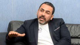 """يوسف الحسيني: عيون الإخوان مليانة """"غل"""" عكس المواطن المصري"""