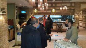 غلق 7 منشآت بينها مجمع مطاعم شهير وتحصيل 44 ألف جنيه بالإسكندرية