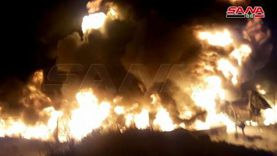 السيطرة على حريق في محل فول وطعمية بالإسماعيلية