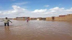 منسوب النيل الأزرق يقترب من الفيضان في الخرطوم