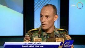 ضابط بـ«المظلات»: طول ما إحنا موجودين هنأمن بلدنا ونحافظ على تراب مصر