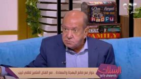"""لطفي لبيب: أغاني المهرجانات زي """"الكلينيكس"""".. ونفسي أشوف محمد منير"""