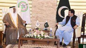 توقيع اتفاقية تعاون مشترك بين البرلمان العربي ومجلس الشيوخ الباكستاني