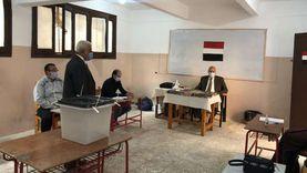 1083 لجنة تفتح أبوابها للناخبين للتصويت في إعادة النواب بالإسكندرية