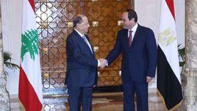 مصر ولبنان في 24 ساعة.. نعي وتضامن واتصال هاتفي ومساعدات طبية