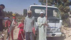 تسليم مواقع محطات رفع الصرف الصحي في قرى أقليت بأسوان ضمن «حياة كريمة»