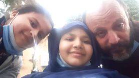 السرطان يخطف الطفلة «مريام» بعد صراع مع 3 أورام خبيثة