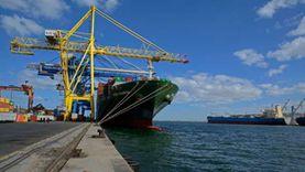 زيادة في كميات البضائع المتداولة بميناء الإسكندرية عن العام السابق
