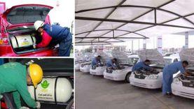 """""""التجارة"""" تعلن مبادرة إحلال المركبات وتحويل السيارات للعمل بالغاز"""