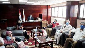 """صحة جنوب سيناء: مستعدون للعام الدراسي الجديد بالتنسيق مع """"التعليم"""""""