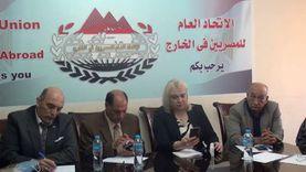 رئيس اتحاد المصريين بالخارج :انتخابات الشيوخ خطوة جديدة من الديمقراطية