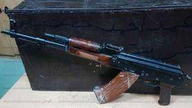 التحفظ على 29 سلاح ناري وكمية من المواد المخدرة في حملة أمنية بسوهاج