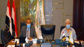"""""""جنوب سيناء"""" تشدد على الالتزام بالجدول الزمني للخطة الاستثمارية"""