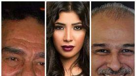 أحمد فؤاد سليم ومها نصار أمام جمال سليمان في «الطاووس» رمضان 2021