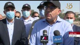 محافظ كفر الشيخ: زيارة رئيس الوزراء حلت الكثير من المشكلات لدينا