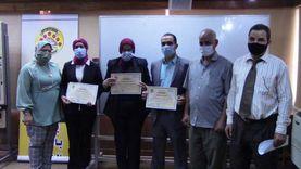 مركز التنمية المحلية بسقارة ينتهي من 7 دورات تدريبية