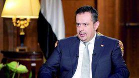 رئيس وزراء اليمن يدعو إلى عدم الرضوخ لابتزاز الحوثيين حول المساعدات