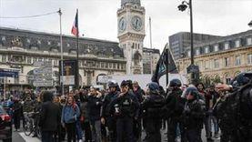 اشتباكات بين الشرطة الفرنسية ومتظاهرين ضد قانون الأمن الشامل