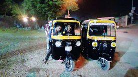 مبادرة إحلال التوك توك بسيارة ميني فان.. وسيلة نقل آمنة للمواطنين