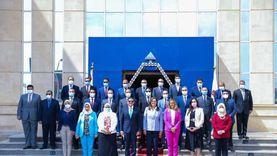 الوطنية للتدريب تستقبل وزيرة التخطيط ورئيس هيئة الإستثمار
