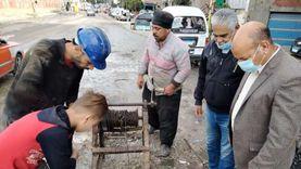 رئيس مياه القناة: انطلاق أكبر حملة تطهير لشبكات الصرف الصحي