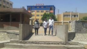 لخدمة طلاب مدارس نجع حسن عبدالرحيم: إنشاء كوبري مشاة على ترعة بالقوصية
