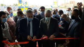 وزير التموين يفتتح مركز خدمة المواطنين بفيصل وعتاقة بالسويس