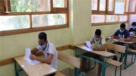 ضبط 20 حالة غش في امتحان الفيزياء.. بينها «راوتر» على سور مدرسة