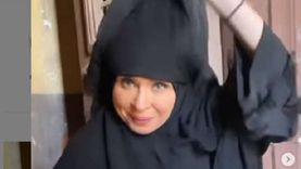 دينا: شخصيتي في «السيدة زينب» عاملة قلق.. والجمهور بيتمنالي الخير
