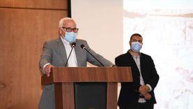 محافظ بورسعيد: استمرار أعمال رصف ورفع كفاءة الطرق